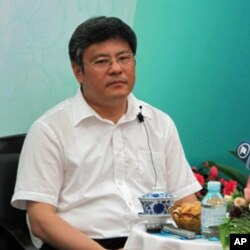 中央党校党史部副主任谢春涛