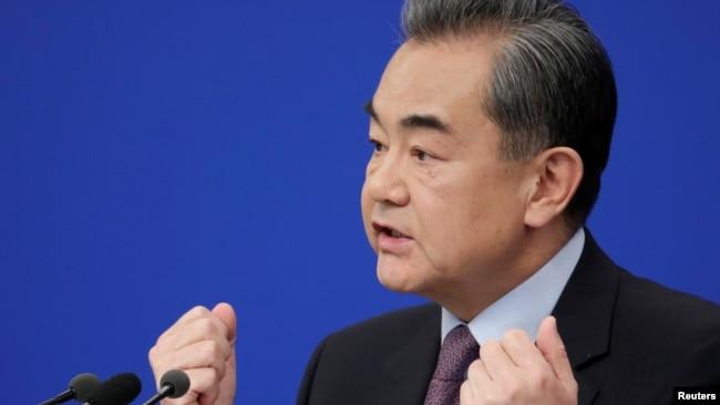 """中国说""""一带一路""""倡议不是地缘政治工具"""
