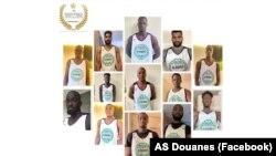 AS Douanes do Senegal participa na BAL em Kigali, Ruanda