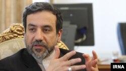 압바스 아라치 이란 외무차관.