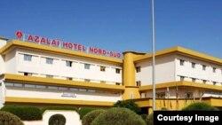 L'hotel Nord -Sud à Bamako
