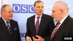 OSCE Minsk Group Co-Chairs, OSCE/David Challenger