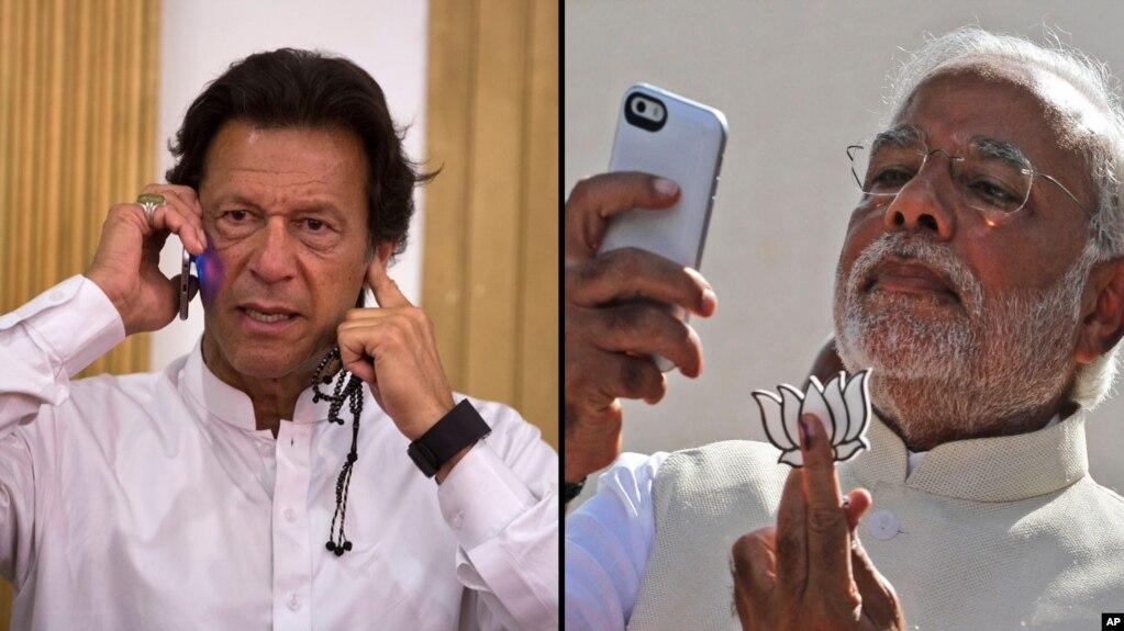 مودي عمران خان د خپلې لوړې مراسمو ته نه دی بللی