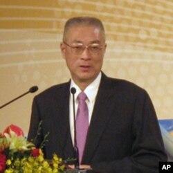 台湾行政院长吴敦义