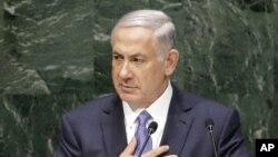 اسرائیلی وزیراعظم نیتن یاہو