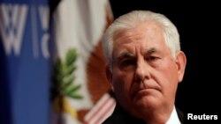 Eske Sekretè Deta Rex Tillerson sou wout pou l kite gouvènman Trump la?