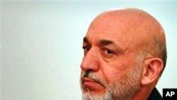 ປະທານາທິບໍດີອັຟການິສຖານ ທ່ານ Hamid Karzai