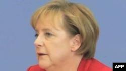 Merkel'den Türk-Ermeni Yakınlaşmasına Destek
