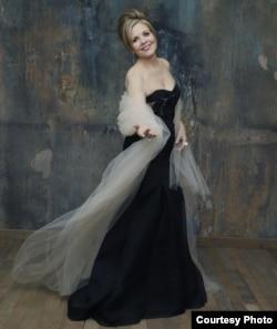 Opera Diva Renee Fleming (Decca/Andrew Eccles)