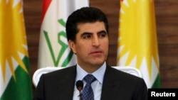 Serokwezîrê Herêma Kurdistanê Nêçîrvan Barzanî
