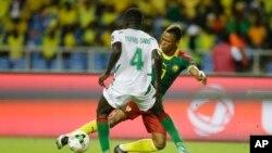 Cameroun-Guinée-Bissau