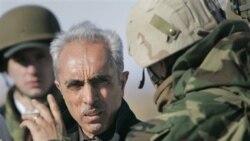 ژنرال بابکر زیباری، رئیس ستاد مشترک ارتش عراق