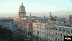 Ciudad de la Habana a la espera de iniciar nuevos intercambios con Estados Unidos.