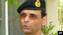 وسطی کُرم میں فوجی آپریشن جاری، دہشت گردوں کا صفایا کیا جائے گا: ترجمان فوج