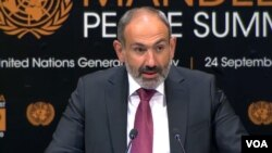 Pashinyan at the UN