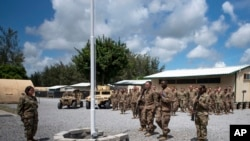 Kenya US Military Base Attacked