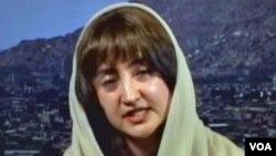 زهرا فرخنده نادری، عضو ولسی جرگه افغانستان