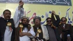 رهبر جماعت الدعوه خواستار برخورد تند پاکستان با آمريکا و هند شد