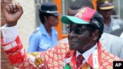 Mutungamiri wenyika VaRobert Mugabe