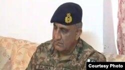 پاکستانی فوج کے سربراہ جنرل قمر جاوید باجوہ، فائل فوٹو