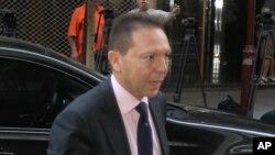 Bộ trưởng Tài chính Hy Lạp Yannis Stournaras