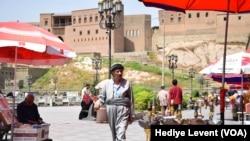 Güvenli Ancak Gergin Kent Erbil
