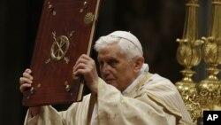 La Misa del Gallo marca por tradición el inicio de los rituales cristianos por la celebración de la Navidad.