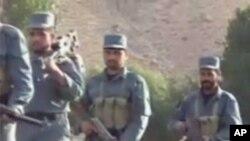 ویدیو - خطرات فرا روی پولیس افغان