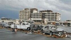 بیمارستان سنت جونز پس از گردباد ۲۲ مه ۲۰۱۱