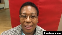 MP Paurina Mpariwa Gwanyanya Of Opposition MDC-T