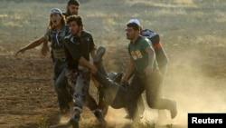 Kelompok Tentara Pembebasan Suriah (FSA) akan mengirimkan 1.300 pejuangnya untuk melawan ISIS di Kobani (foto: dok).