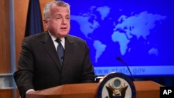 Penjabat Menteri Luar Negeri AS, John Sullivan