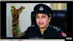 Rizwana Hameed shugabar 'yan sanda ta farko a kasar Pakistan