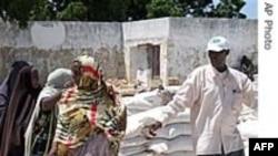 WFP ngưng phân phối lương thực ở miền nam Somalia