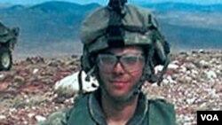 Adam Winfield, tentara AS yang dinyatakan bersalah membunuh warga sipil Afghanistan.