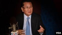 Ish-zyrtari i lartë koreano-verior, Ri Jong Ho, flet për Shërbimin Korean të Zërit të Amerikës