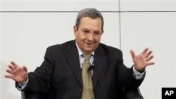 3일 뮌헨 국제안보회의에 참석한 에후드 바락 이스라엘 국방장관