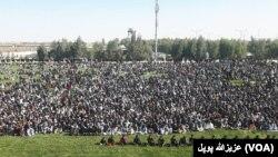 د غونډې ګډونوالو خبرداری ورکړی که راتلونکې ټاکنې په شفافه او عادلانه توګه ترسره نشي، نو افغانستان به له سخت بحران سره مخ شي.