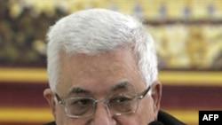 Tổng thống Palestine Mahmoud Abbas nhấn mạnh không thể có đàm phán hòa bình khi nào mà Israel vẫn còn tiếp tục xây cất khu định cư tại nơi mà Palestine muốn thành lập một nhà nước trong tương lai