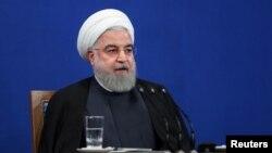 ایران کے صدر حسن روحانی۔ فائل فوٹو