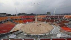 ႐ုရွား ၂၀၁၈ ေဆာင္းရာသီ အိုလံပစ္ပြဲေတာ္ ယွဥ္ၿပိဳင္မႈ IOC ပိတ္ပင္