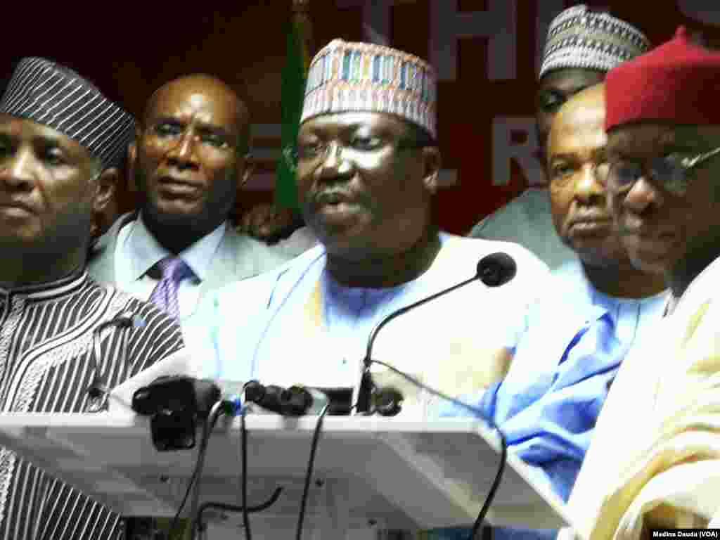 Taron Manema Labarai Na Majalissar Dokoki Nigeria