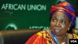 Ketua Komisi Uni Afrika, Nkosazana Dlamini-Zuma (Foto: dok).