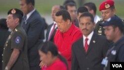 Según informan fuentes de la oposición, el dispositivo de seguridad en el hospital está destinado a evitar filtraciones a la prensa sobre la salud de Chávez.