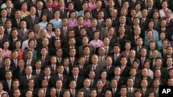 北韓舉行新選舉。