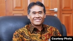 Rektor UGM, Panut Mulyono. (Foto: Humas UGM)