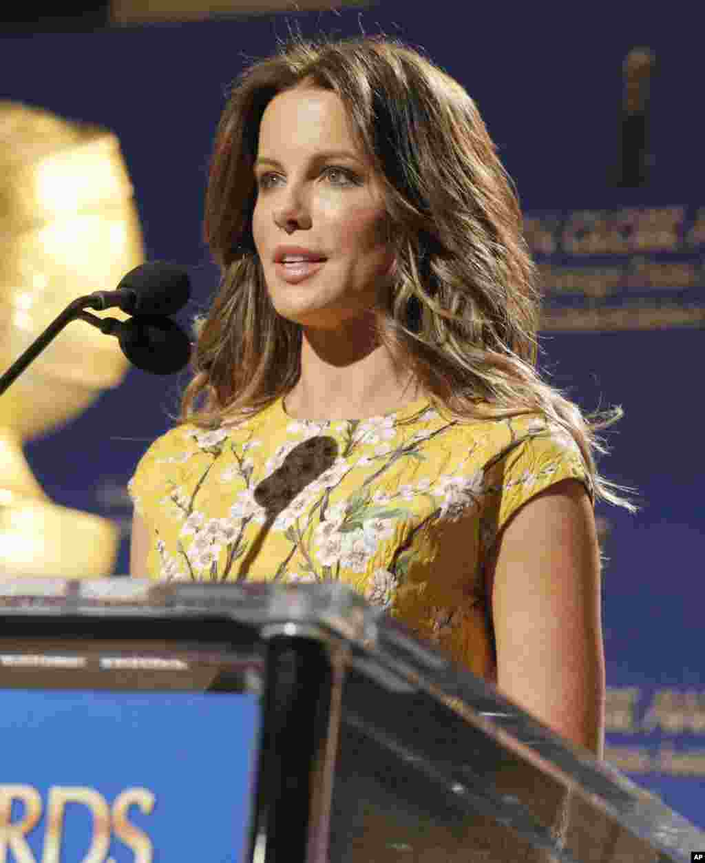 72nd Annual Golden Globe Awards Nominations Announcement
