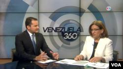 Ministra de Justicia de Colombia, Margarita Cabello, dijo que del total de las personas involucradas en algún delito, los venezolanos apenas representan el 0,8 por ciento.