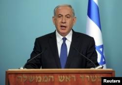 Thủ tướng Israel Benjamin Netanyahu mạnh mẽ chỉ trích thỏa thuận hạt nhân Iran.