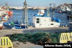 Fishing pier, Tarifa